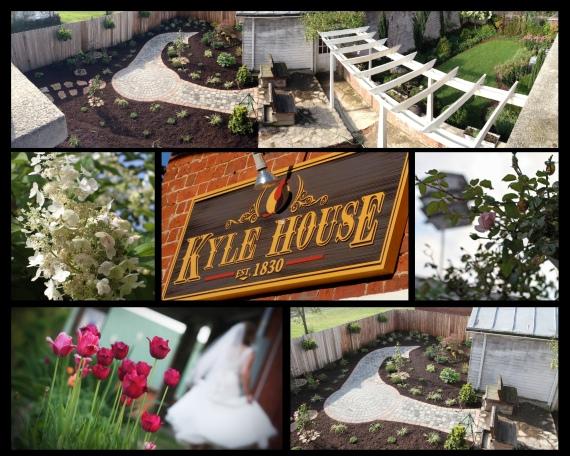 Kyle House's NEW Garden